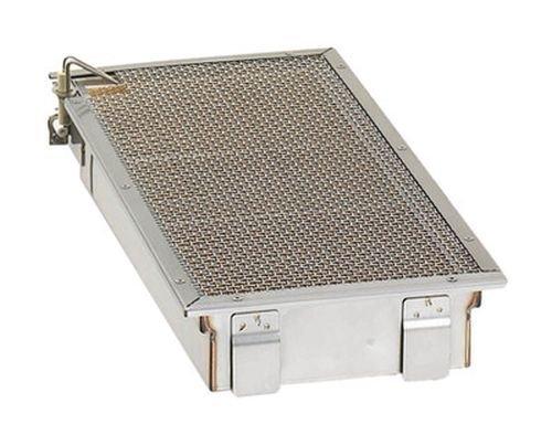 - New Infrared Burner System