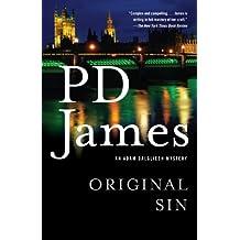 Original Sin (Adam Dalgliesh Mysteries Book 9)