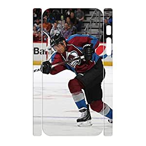 Fun Player Photo Series Retro Personalized Hockey Athlete Player Skin Hard Phone Shell for Iphone 5 5s Case