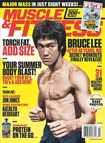 Muscle & Fitness [Print + Kindle] (Muscle Fitness Magazine)
