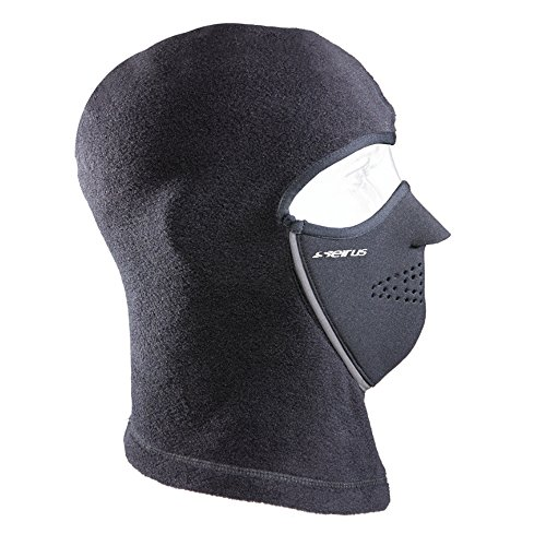 Seirus 4011691 Hws Magnemask Combo Clava-Black-Large/XL by Seirus (Image #1)