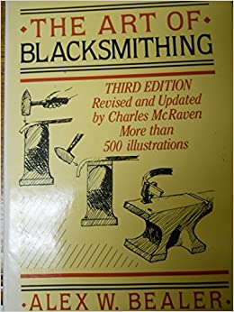 Book The Art of Blacksmithing