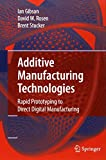 Book cover image for Additive Manufacturing Technologies: Rapid Prototyping to Direct Digital Manufacturing