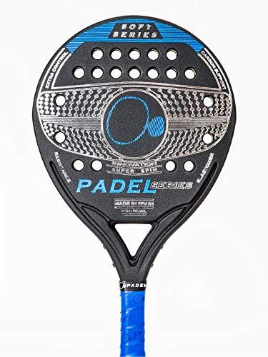 PADELSERIES - Soft Series Blue - Pala de Pádel Resistente ...