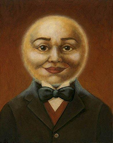 Moon Man Portrait - Victorian Steampunk Full ()