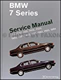1988-1994 BMW 7 Series Bentley Repair Shop Manual 735i 735iL 740i 740iL 750iL