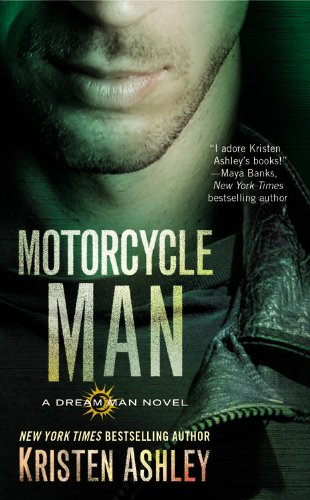 Motorcycle Man  (Dream Man Series, Book 4)(LIBRARY EDITION) by Hachette Audio and AudioGO