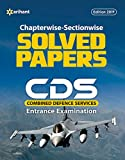 CDS Solved Paper Chapterwise & Sectionwise 2019