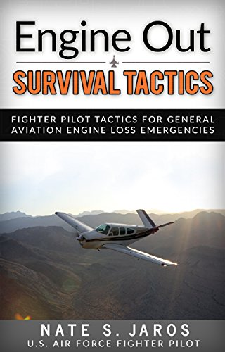 Engine Out Survival Tactics: Fighter Pilot Tactics for General Aviation Engine Loss Emergencies (Information Needed Before During And After An Event)