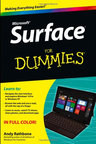 Price comparison product image Surface For Dummies