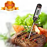 Bengoo Cooking Thermometer for Food, Meat, Grill, BBQ, Milk, Candy and Bath Water