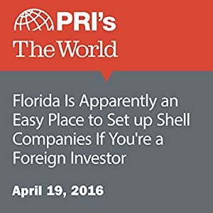 Florida Is Apparently an Easy Place to Set up Shell Companies If You're a Foreign Investor
