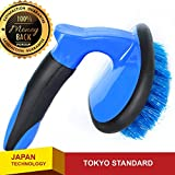 4 pics 1 song l - JapanX - Car Duster Brush - L Style Brush Car Duster - Microfiber Car Brush Multipurpose Car Duster - Car and Home Interior Use - Professional Car Brushes Tool - Lint Free - Brushes Comfort Handle