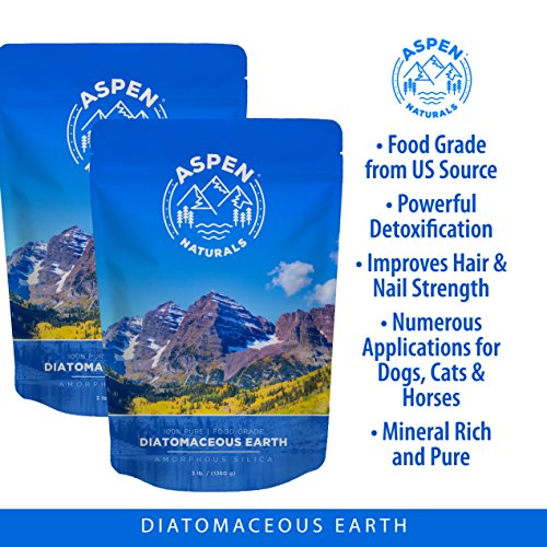 Is Food Grade Diatomaceous Earth Safe For Dogs