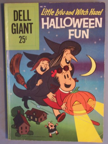 (Little Lulu and Witch Hazel Comic Book (Halloween Fun,)