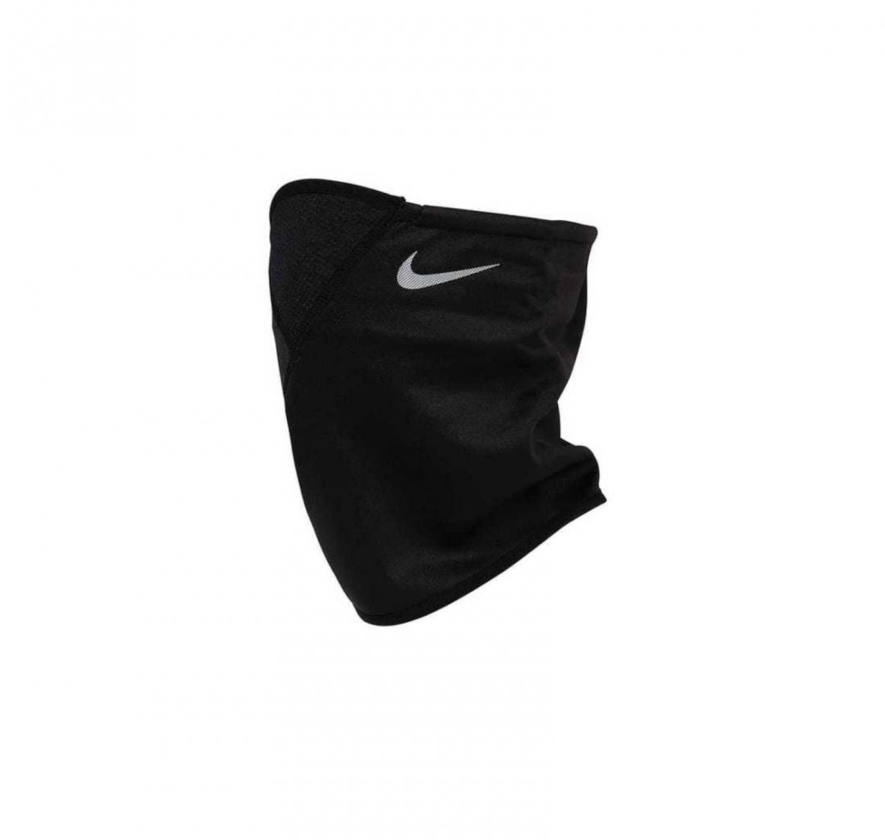 NIKE Adult's Therma Sphere Adjustable Neck Warmer (Black(NWA63-063)/Reflective Silver, One Size)