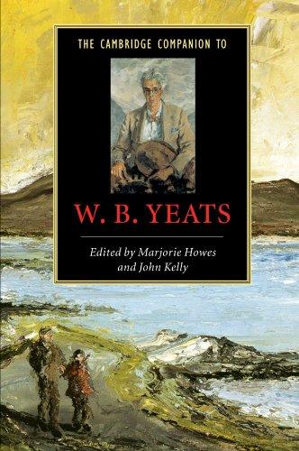The Cambridge Companion to W. B. Yeats (Cambridge Companions to Literature)