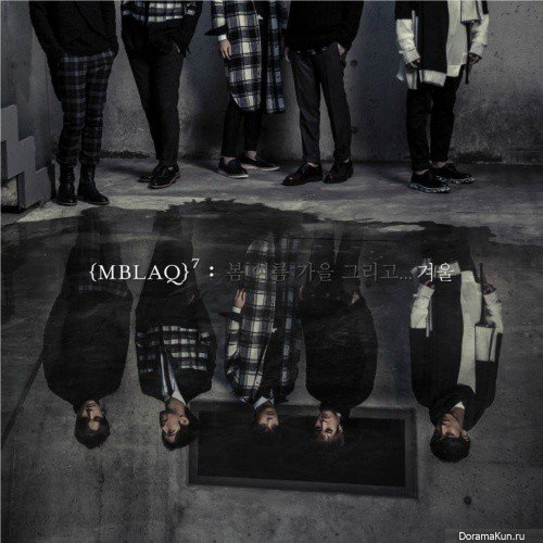 CD : Mblaq - 7th Mini Album (Asia - Import)