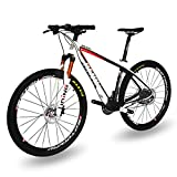 BEIOU Carbon Fiber 27.5 Mountain Bike 10.7kg
