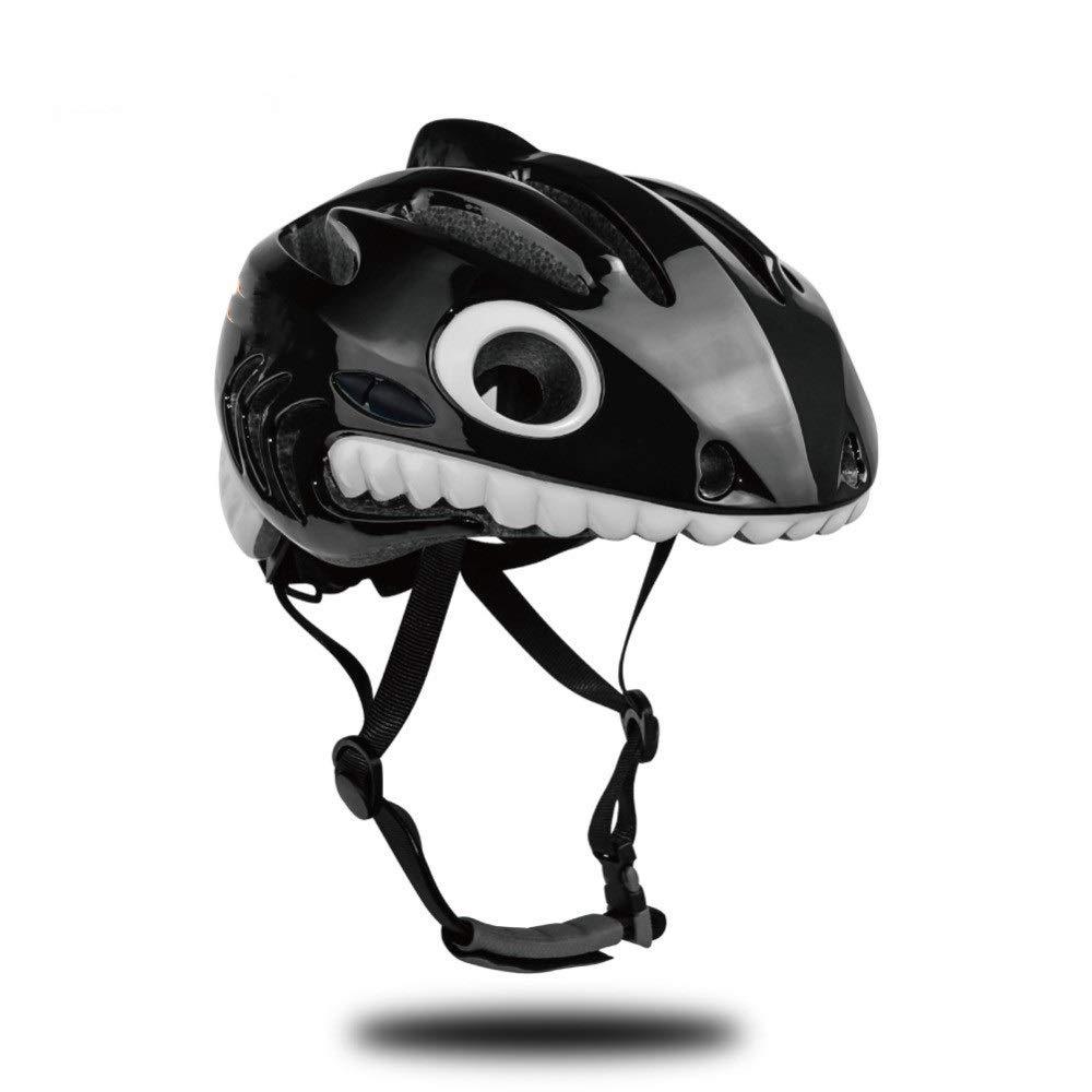 Dobetter Black 子供の安全ヘルメット軽量自転車スケートボードヘルメット通気性汗保護ヘッド調節可能な快適さスポーツヘルメット Black B07R1R61X4, Gretsch:5a05bec9 --- dqfansurvey.online