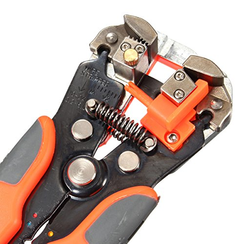 Agile-shop Professional Multifunction Automatic Wire Cutter Stripper Crimper Pliers Terminal Tool by Agile-shop (Image #4)