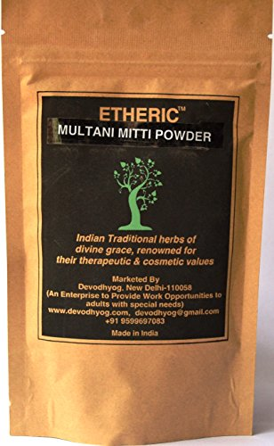 Etheric Multani Mitti (Fuller's Earth) Powder (250 Gm)