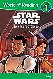 World of Reading Star Wars Finn & Poe Team Up! (Level 1)