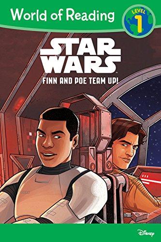 World of Reading Star Wars Finn & Poe Team Up! (Level 1) (World of Reading: Level 1)