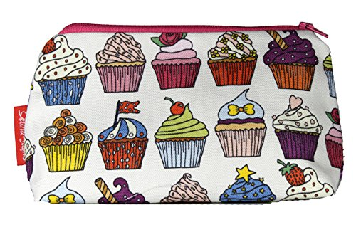 (Selina-Jayne Cupcakes Limited Edition Designer Toiletry Bag)