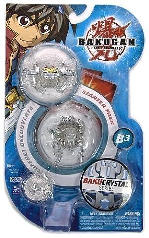 BakuCrystal Bakugan Battle Brawlers Series Starter Pack -
