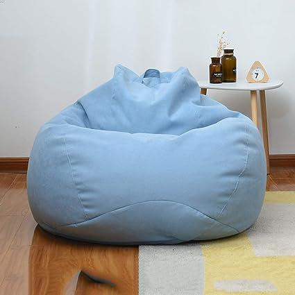 Astounding Amazon Com Ktyxde Lazy Couch Bean Bag Epp Particle Cotton Pabps2019 Chair Design Images Pabps2019Com