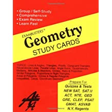 Exambusters Geometry Study Cards: A Whole Course in a Box