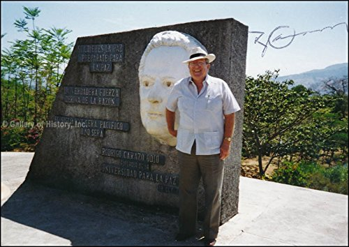 President Rodrigo Carazo Odio (Costa Rica) - Photograph Signed