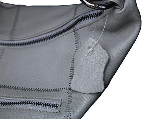 Iswee Satchel Vintage Body Cross Bag Leather Hobo Handbag Bag Bag Shoulder Women Wine Purse BxYIPqrB