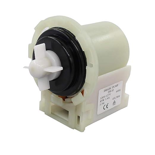 ApplianPar 8540024 Bomba de drenaje para lavadora Whirlpool ...