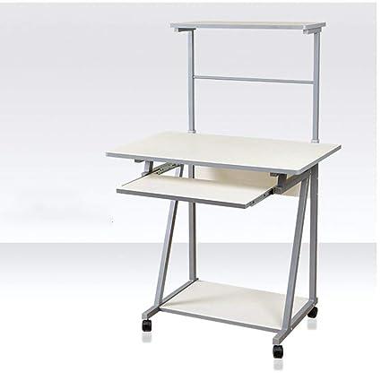 Computadora de escritorio simple Escritorio portátil Casa ...
