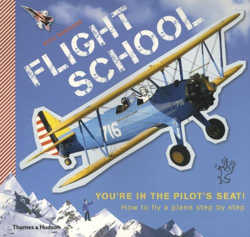 Flight School: How to Fly a Plane--Step by Step