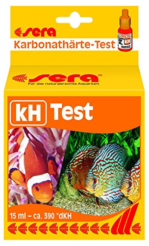 Sera kH-Test 15 ml, 0.5 fl.oz. Aquarium Test (Test Kit Freshwater Saltwater)