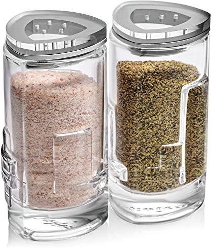 Salt Pepper Shakers JoyJolt Dishwasher product image