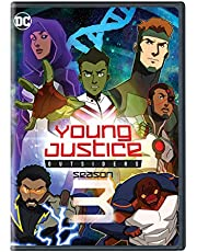 Young Justice Outsiders: Season 3 (DVD)