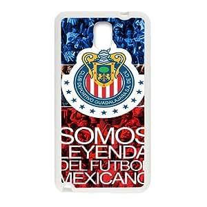 chivas de corazon Phone Case for Samsung Galaxy Note3 by lolosakes
