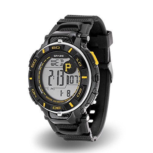 (Pittsburgh Pirates Men's Digital Power Watch )