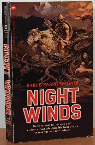 Night Winds (Gods In Darkness The Complete Novels Of Kane)