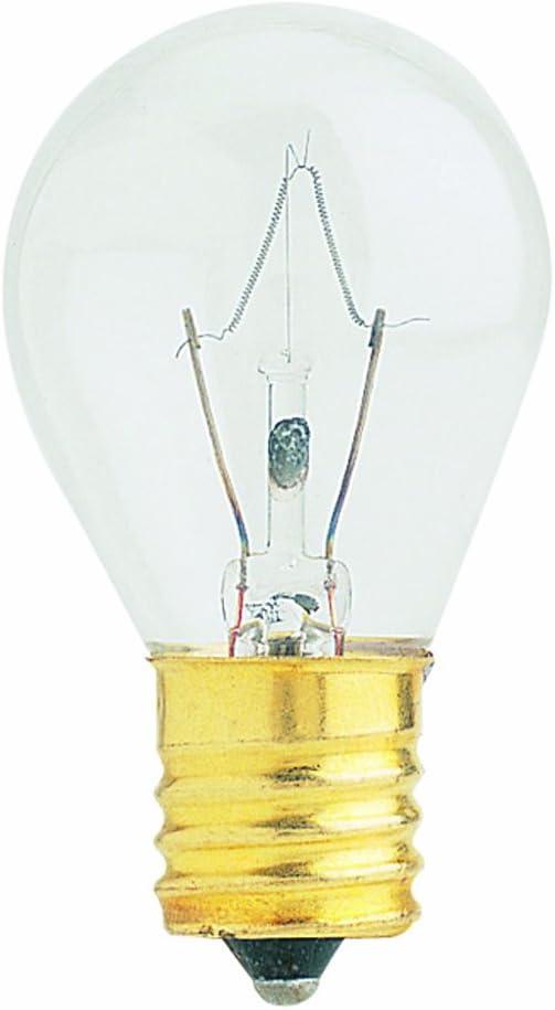 Feit Electric BP25S11N 25-Watt S11 Hi-Intensity Bulb, Clear