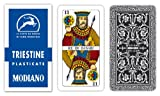 Triestine Italian Regional Playing Cards - Blue Box