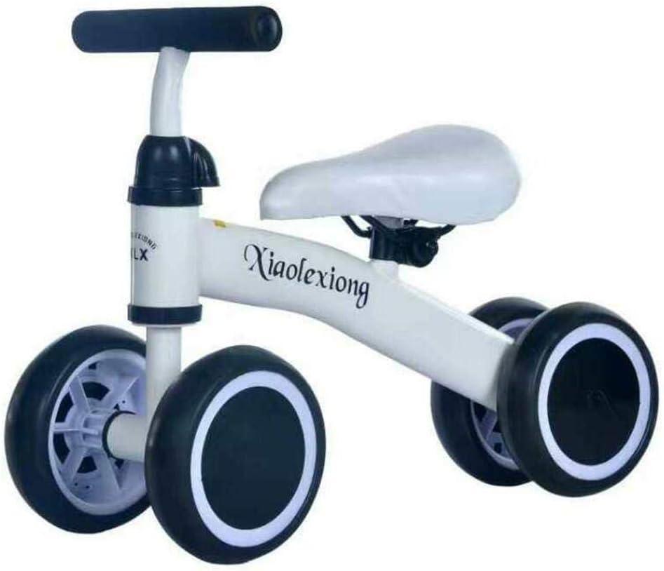 gaeruite Bicicleta de Equilibrio para bebés, Juguetes para niños por 10 Meses -36 Meses Niños/Niñas Bicicleta sin Equilibrio de Pedales para el Primer Regalo de cumpleaños para bebés en Bicicleta