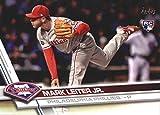 2017 Topps Update Series Baseball RC #US287 Mark Leiter Jr. Phillies