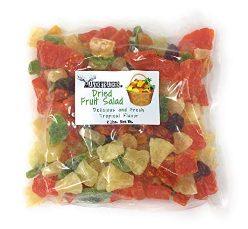 Tropical Fruit Salad/Dried Fruit - 2 Lbs.