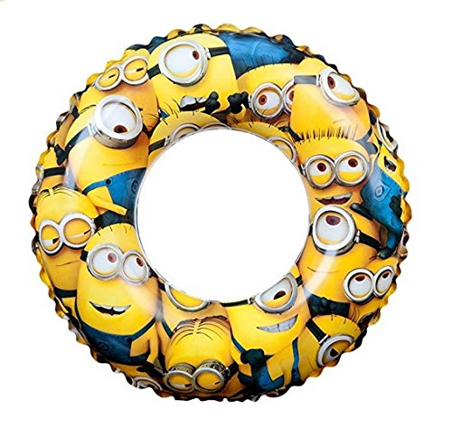 Minions Despicable Me Inflatable Swimming Ring 50cm (19.75