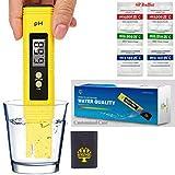 Digital Ph Meter Tester 0.01 PH Accuracy Water